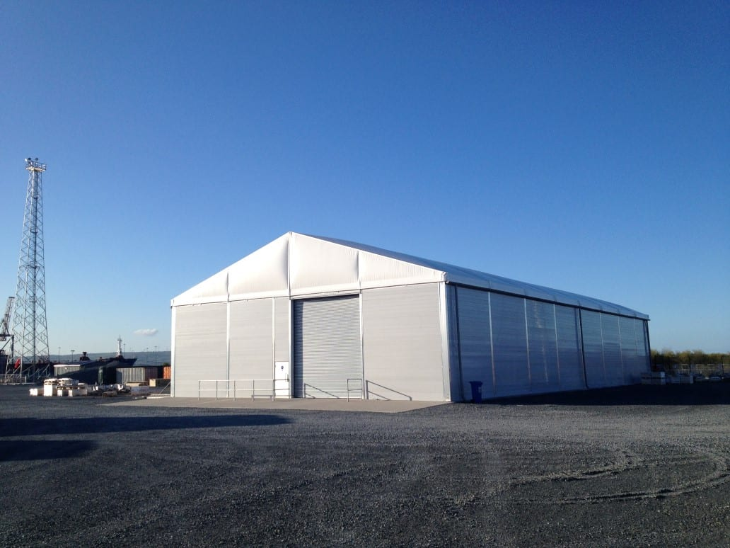 Warehouse - Wind Power Facility