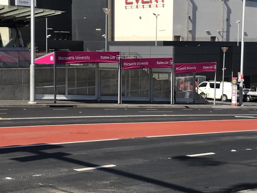 branded-bus-shelters-linked-together